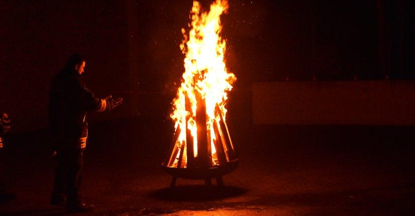 Sankt-Martins Feuer