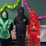 gefährliche Ninjas